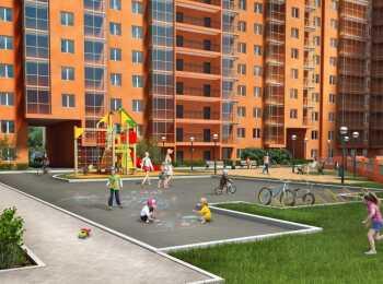 Детская игровая площадка и зона отдыха